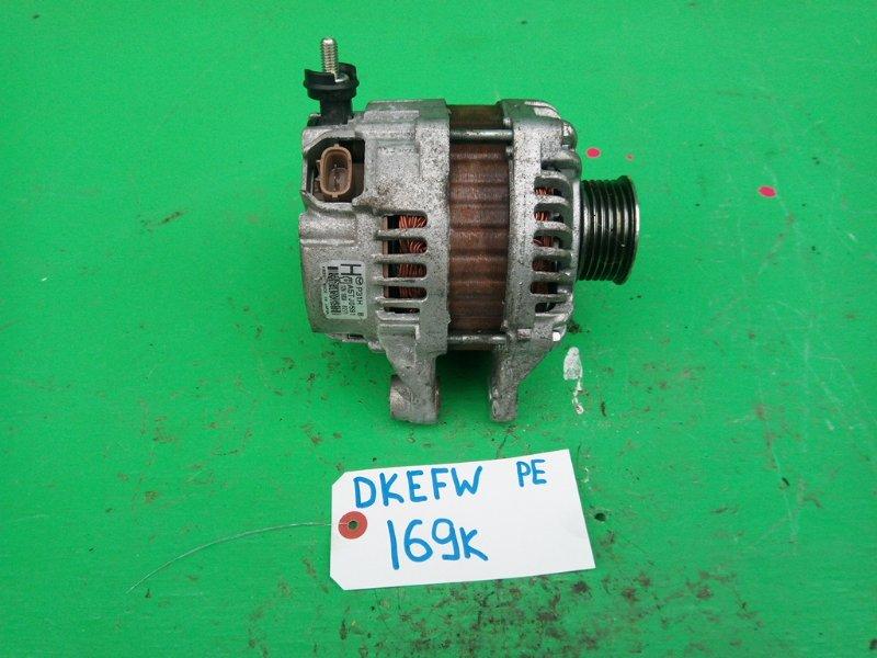 Генератор Mazda Cx-3 DKEFW PE (б/у)
