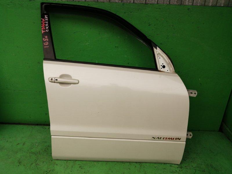 Дверь Suzuki Escudo TDA4W передняя правая (б/у)