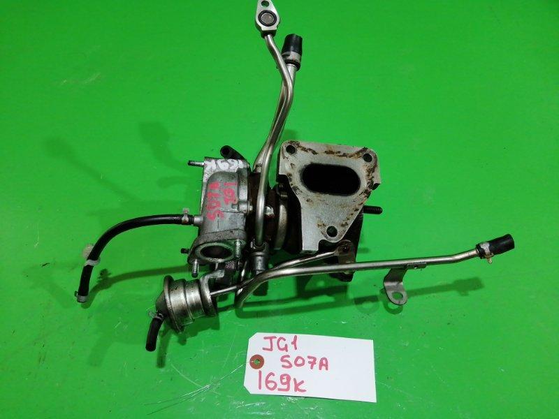 Турбина Honda N-One JG1 S07A (б/у)