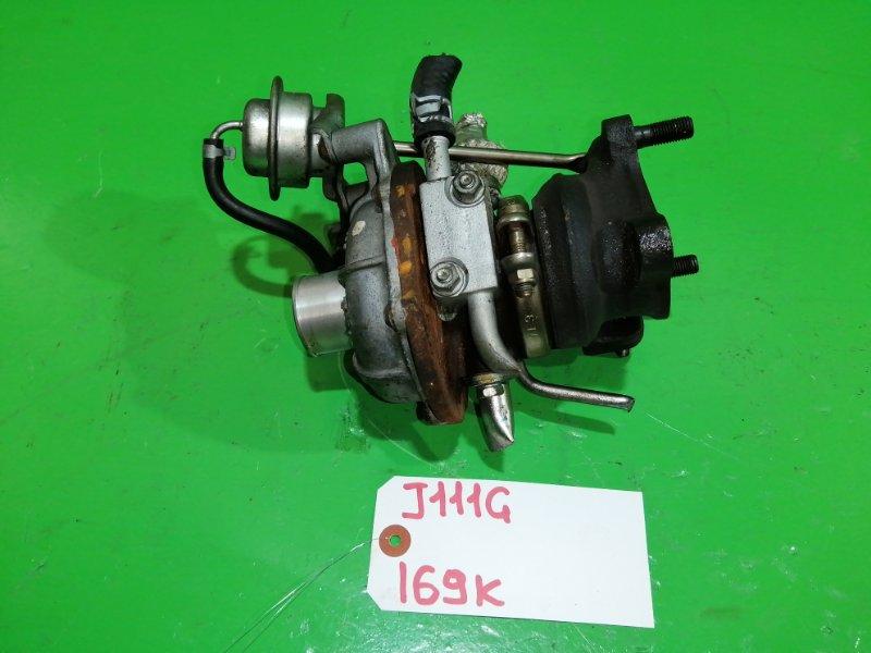 Турбина Daihatsu Terios Kid J111G (б/у)