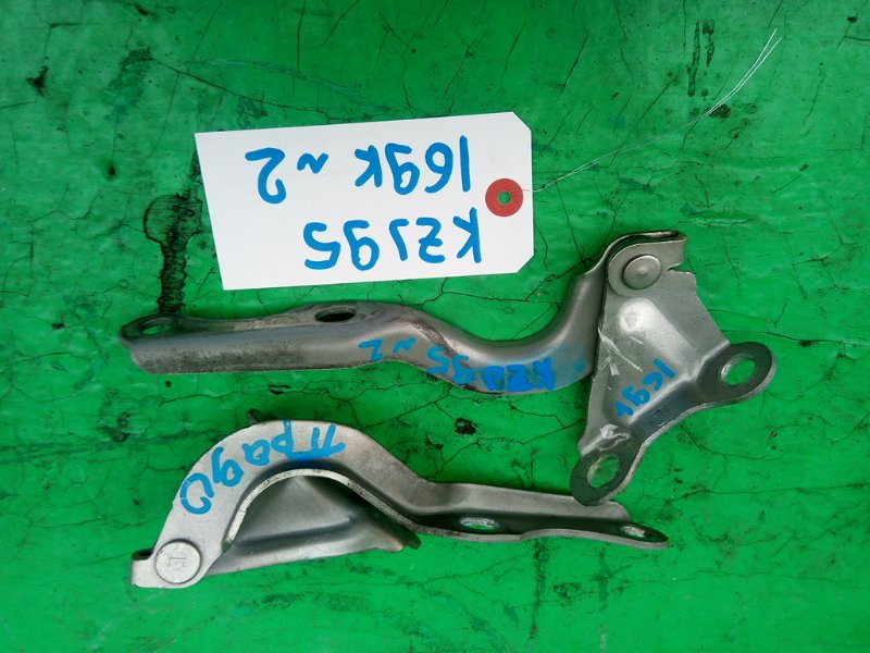 Петля капота Toyota Prado KZJ95 1KZ-TE (б/у) N2
