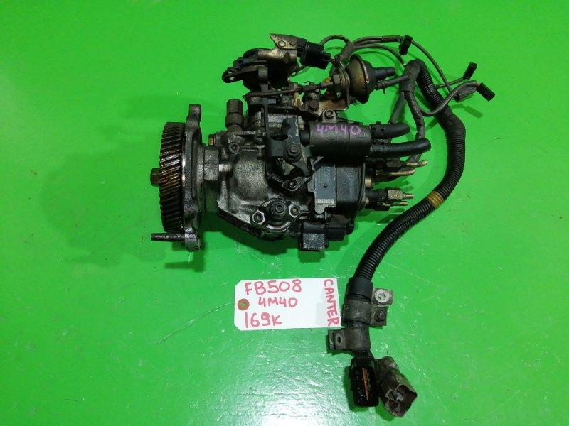 Тнвд Mitsubishi Canter FB508 4M40 (б/у)