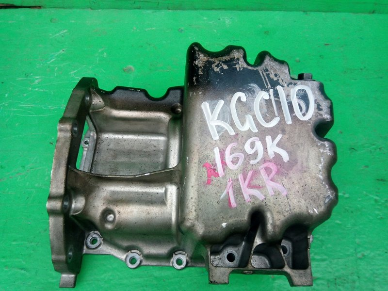 Поддон Toyota Passo KGC10 1KR-FE (б/у)