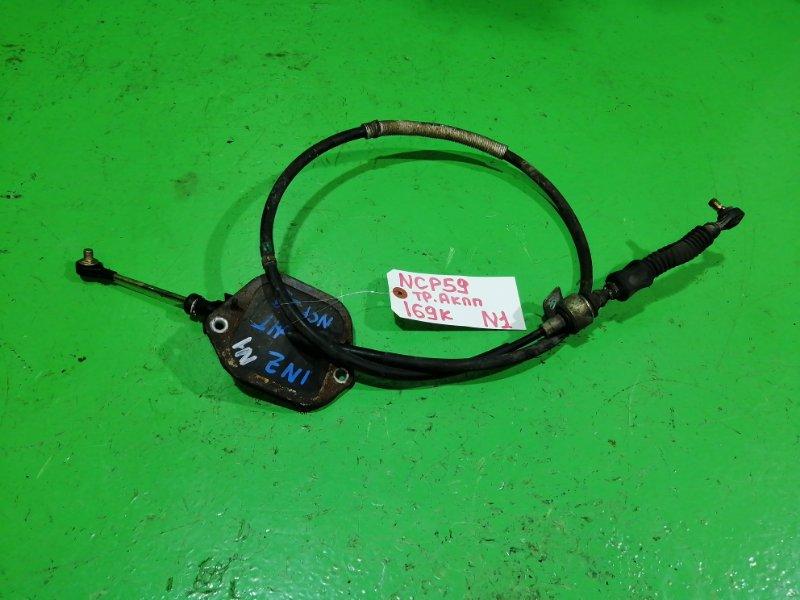 Трос переключения акпп Toyota Probox NCP59 (б/у) №1
