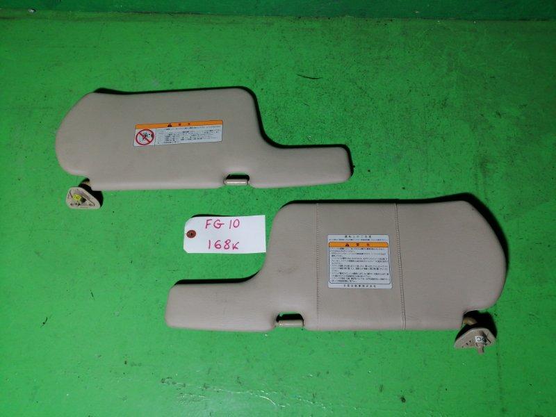 Козырек Nissan Bluebird Sylphy FG10 (б/у)