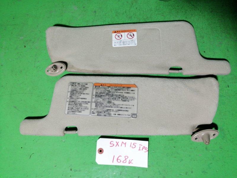 Козырек Toyota Ipsum SXM15 (б/у)