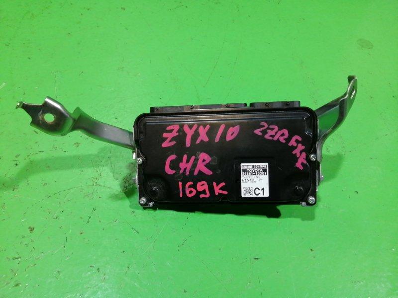 Компьютер Toyota C-Hr ZYX10 2ZR-FXE (б/у)