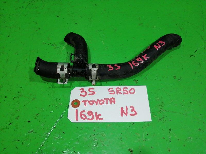 Тройник печки Toyota Noah SR50 (б/у) №3