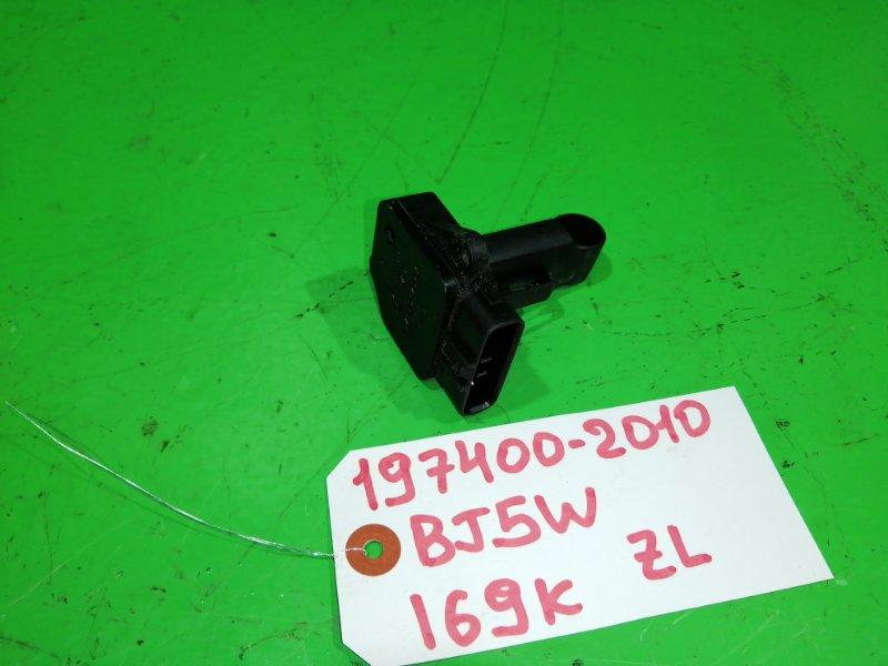 Датчик потока воздуха Mazda Familia BJ5W ZL (б/у)