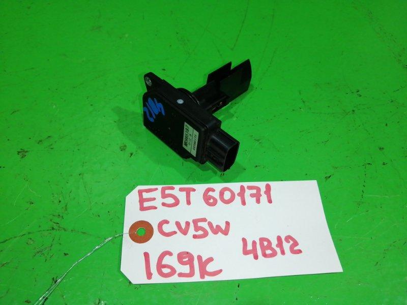 Датчик потока воздуха Mitsubishi Delica D5 CV5W 4B12 (б/у)