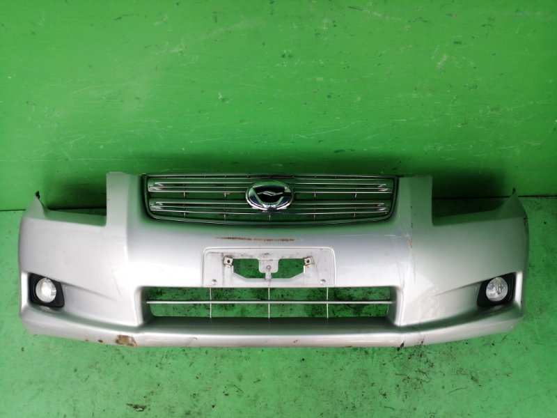 Бампер Toyota Corolla Axio NZE144 передний (б/у)