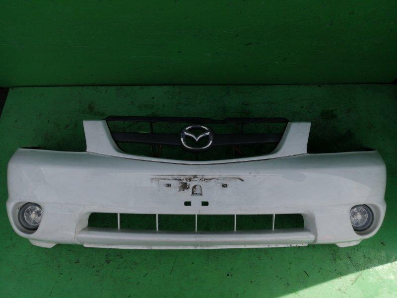 Бампер Mazda Tribute EPFW передний (б/у)