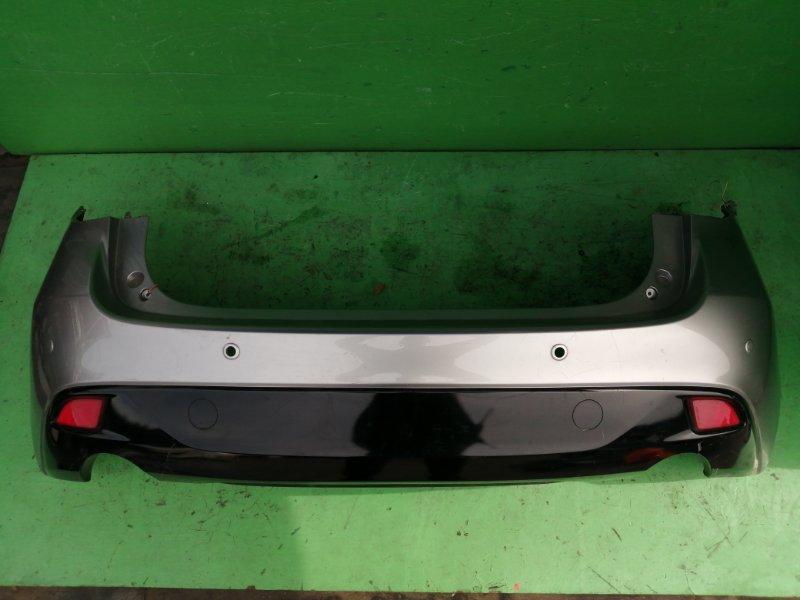 Бампер Mazda Axela BM2FS задний (б/у)