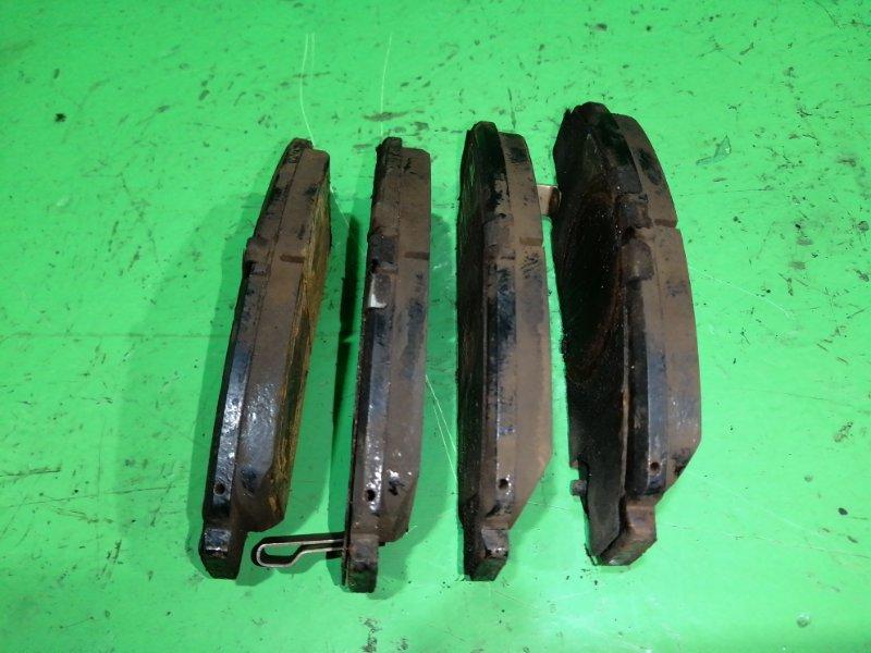 Тормозные колодки Honda Accord CU1 переднее (б/у)