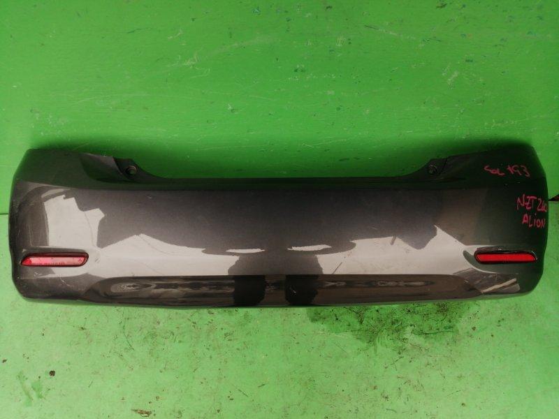 Бампер Toyota Allion NZT260 задний (б/у)