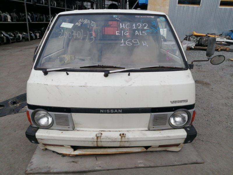 Кабина Nissan Vanette C22 A15S (б/у)