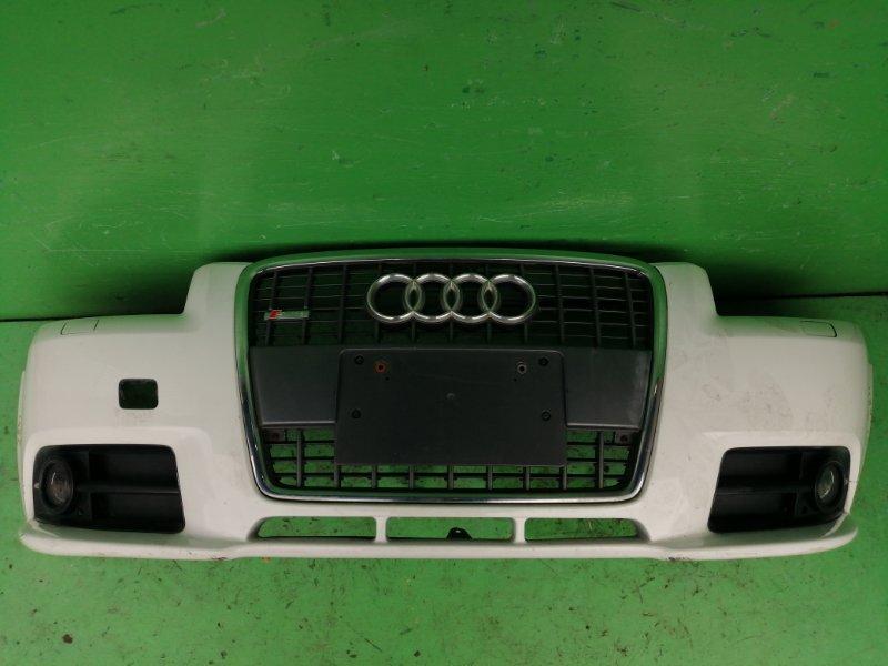Бампер Audi A3 8PBWA передний (б/у)