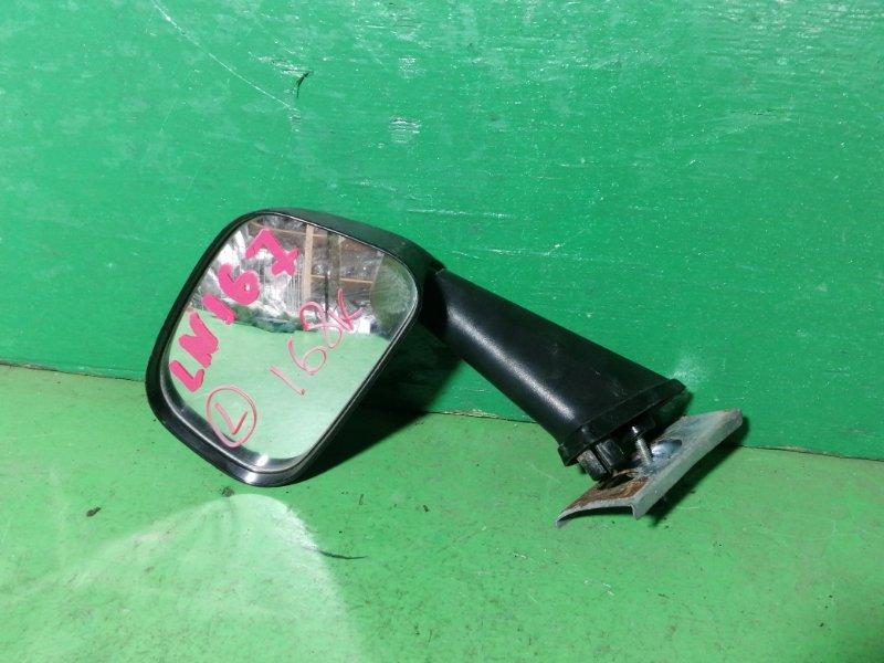 Зеркало Toyota Hilux LN167 левое (б/у)