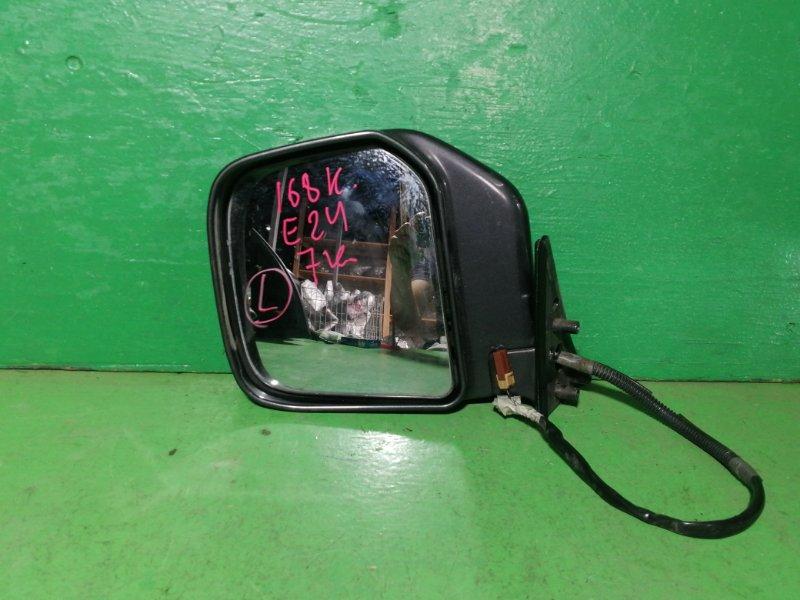 Зеркало Nissan Caravan E24 левое (б/у)