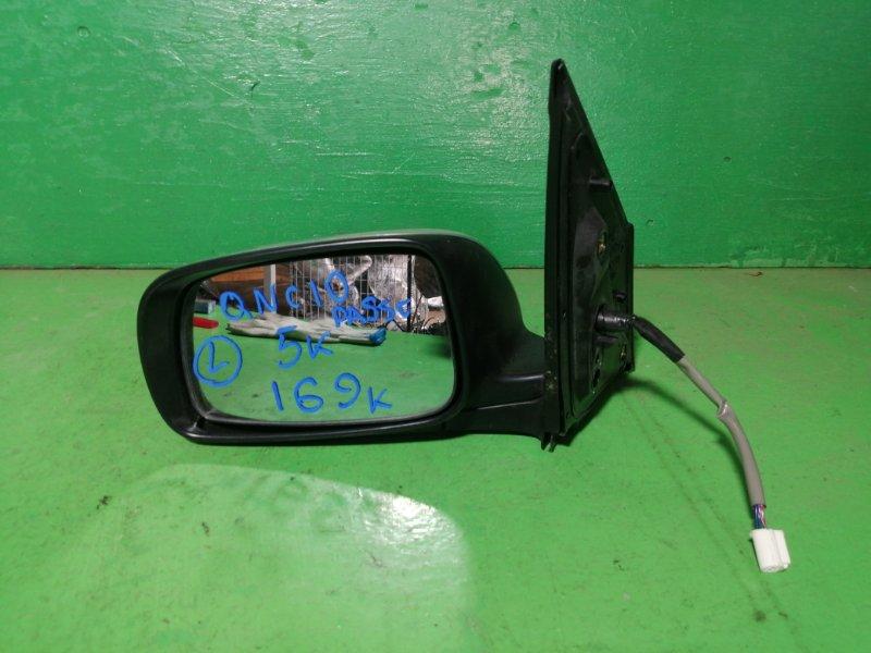 Зеркало Toyota Passo QNC10 левое (б/у)