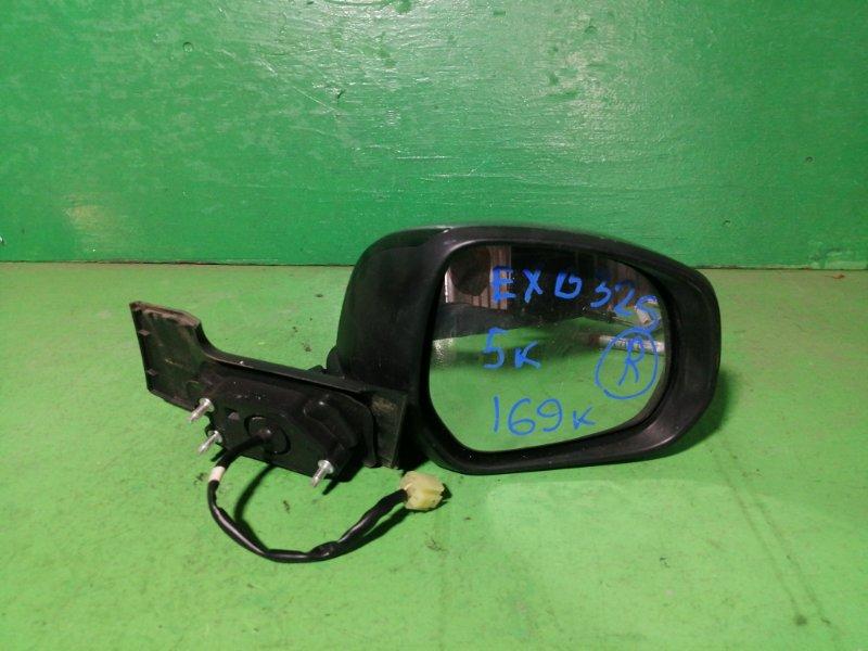 Зеркало Suzuki Splash EXB32S правое (б/у)