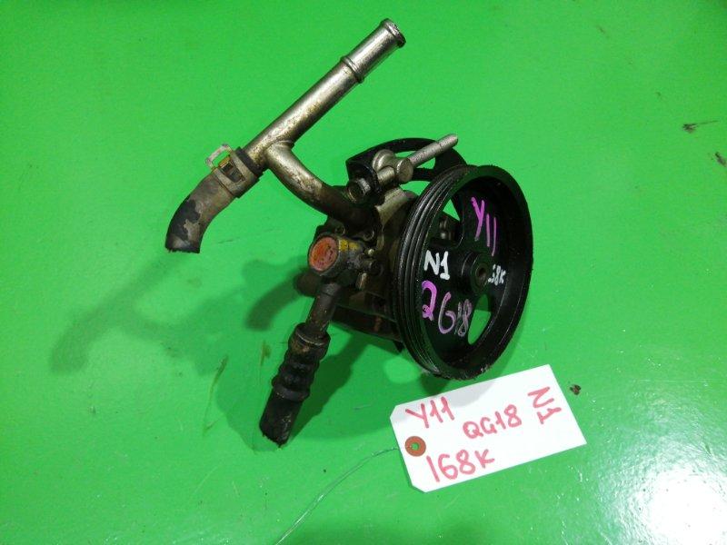 Гидроусилитель Nissan Ad Y11 QG18-DE (б/у) №1
