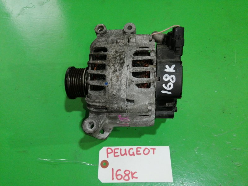 Генератор Peugeot (б/у)