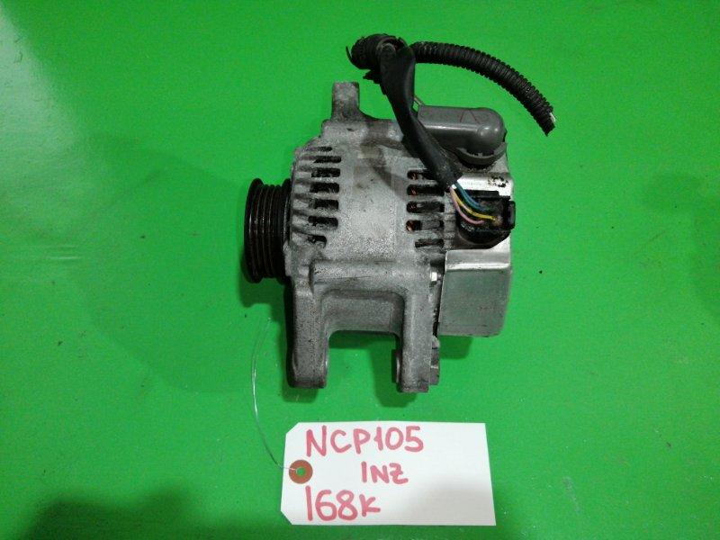 Генератор Toyota Ractis NCP105 1NZ-FE (б/у)