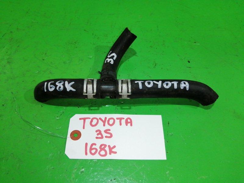 Тройник печки Toyota 3S-FE (б/у)