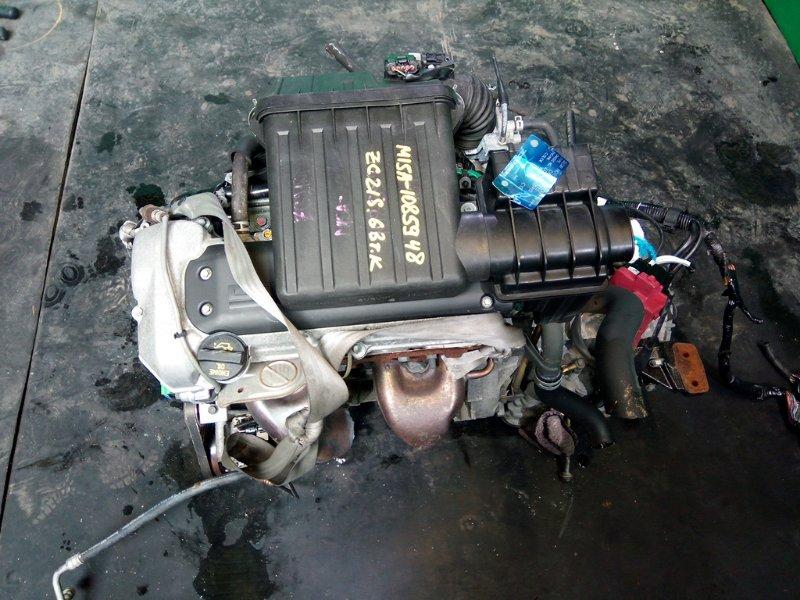 Двигатель Suzuki Swift ZC21S M15A (б/у)