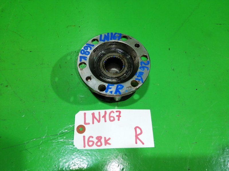 Лок Toyota Hilux LN167 правый (б/у)