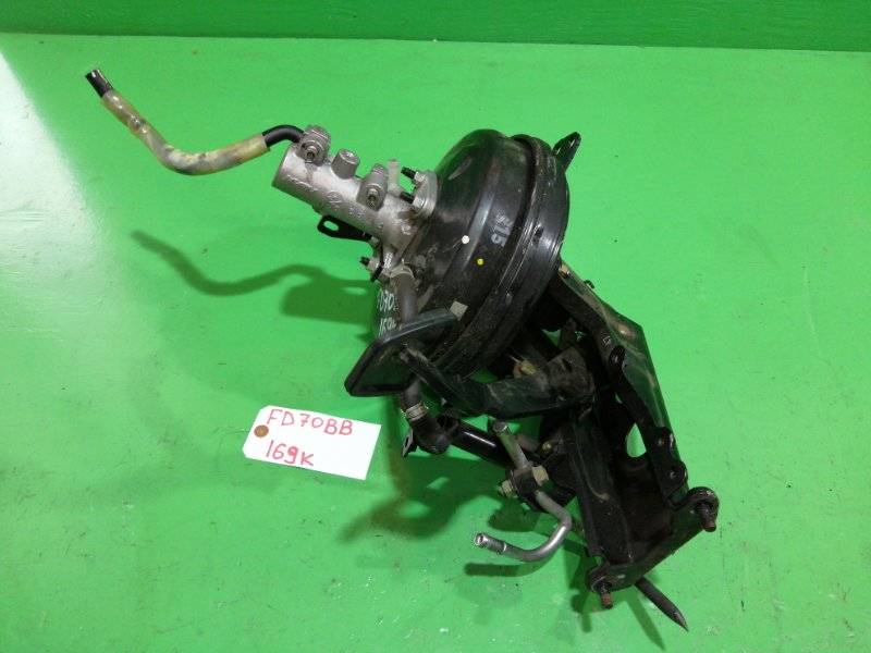Главный тормозной цилиндр Mitsubishi Canter FD70BB (б/у)