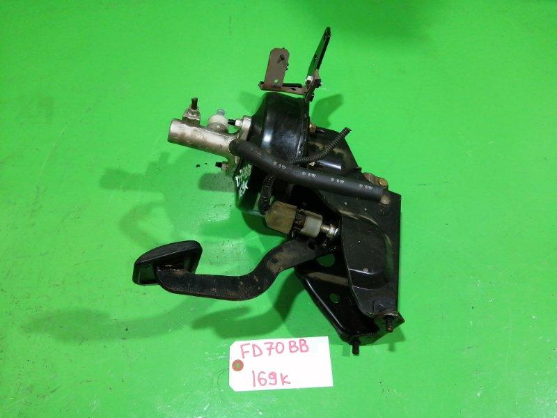 Главный цилиндр сцепления Mitsubishi Canter FD70BB (б/у)