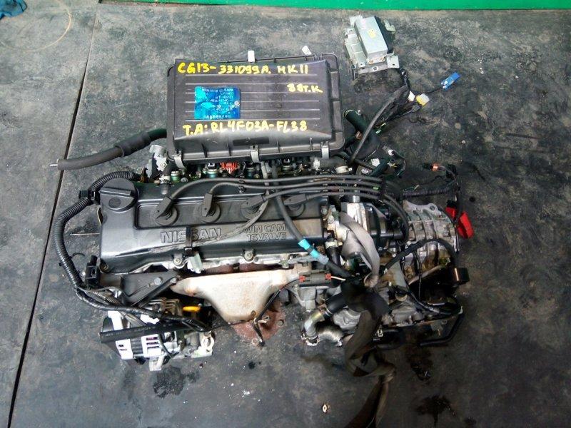 Двигатель Nissan March K11 CG13-DE (б/у)