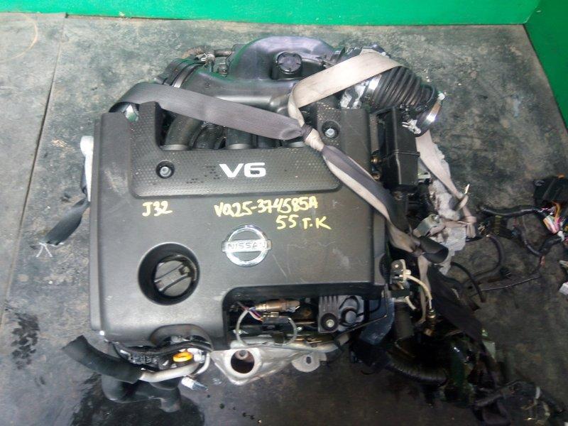 Двигатель Nissan Teana J32 VQ25-DE (б/у)