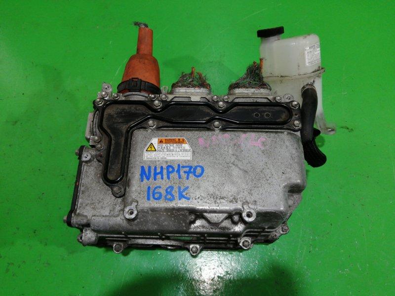 Инвертор Toyota Sienta NHP170 (б/у)