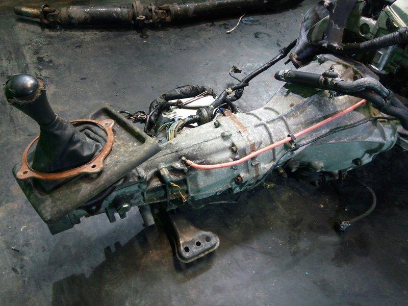 Мкпп Nissan Cefiro A31 RB20-DE (б/у)