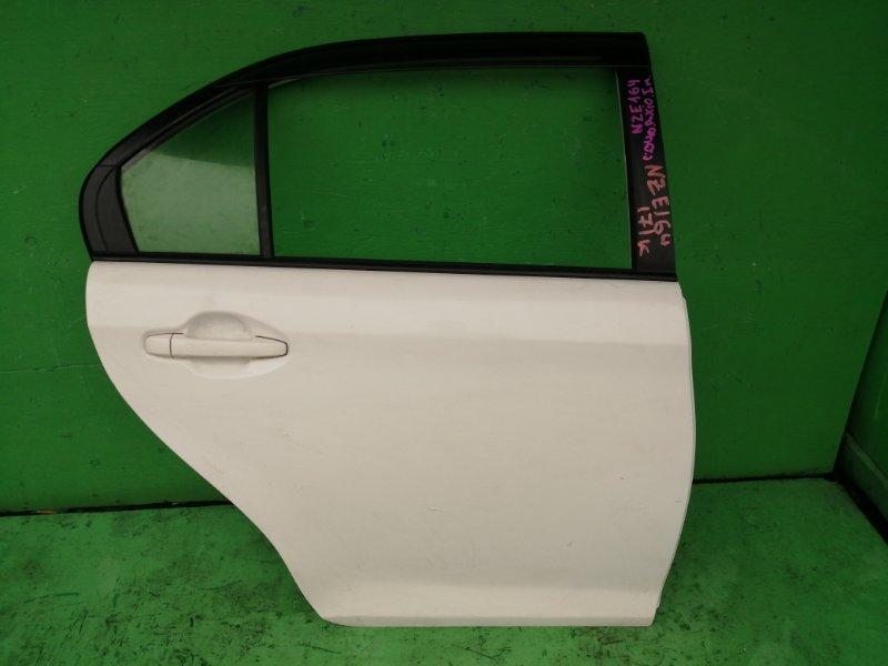 Дверь Toyota Corolla Axio NZE164 задняя правая (б/у)