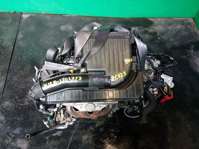 Двигатель Suzuki Swift ZC72S K12B (б/у)