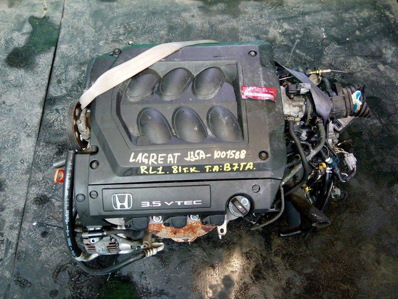 Двигатель Honda Lagreat RL1 J35A (б/у)