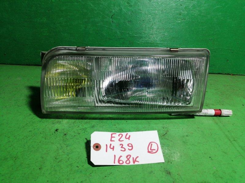 Фара Nissan Caravan E24 левая (б/у)