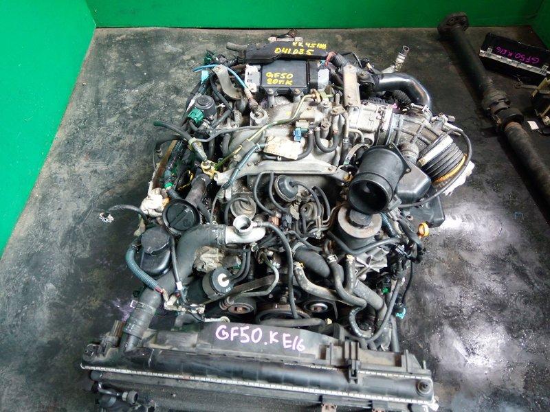 Двигатель Nissan Cima F50 VK45-DD 2002 (б/у)