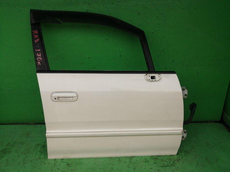 Дверь Honda Odyssey RA3 передняя правая (б/у)