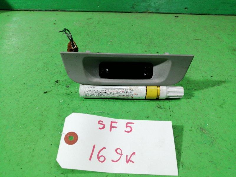 Часы Subaru Forester SF5 (б/у)