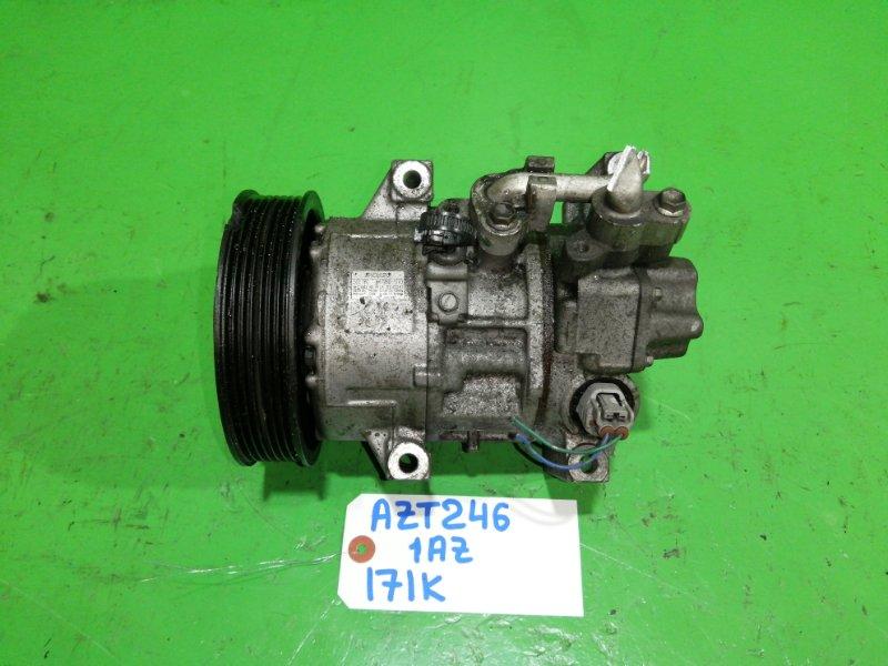 Компрессор кондиционера Toyota Caldina AZT246 1AZ-FSE (б/у)