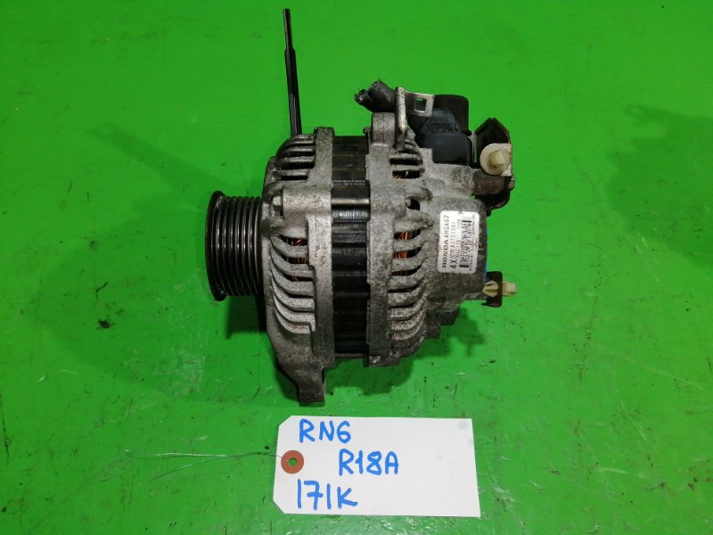 Генератор Honda Stream RN6 (б/у)