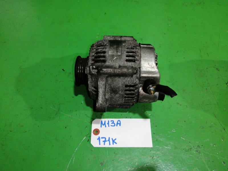 Генератор Suzuki M13A (б/у)