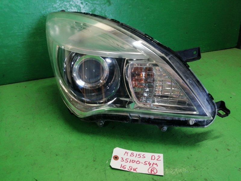 Фара Mitsubishi Delica D2 MB15S правая (б/у)