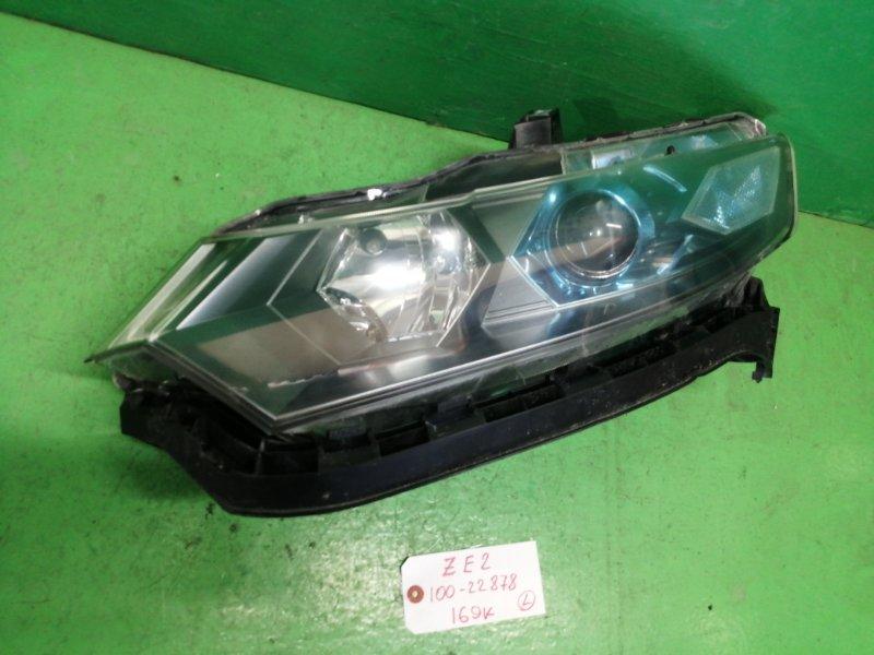 Фара Honda Insight ZE2 левая (б/у)