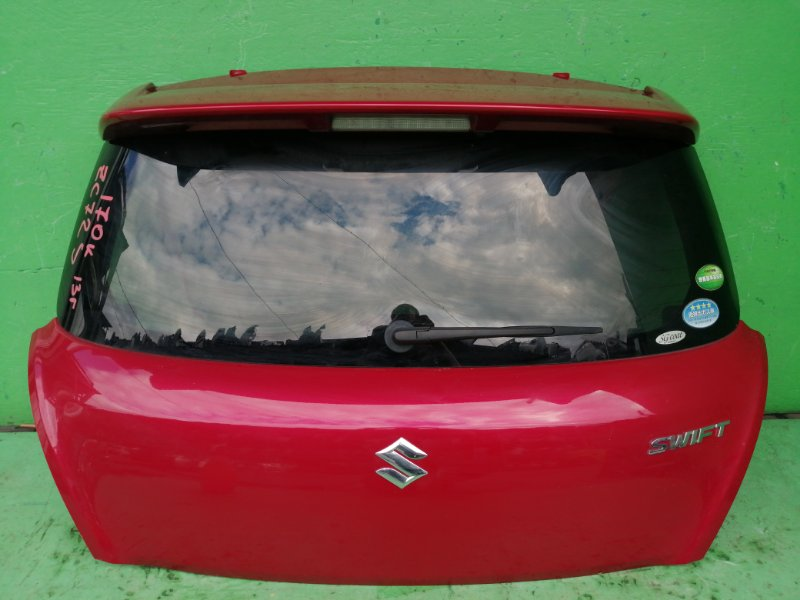 Дверь задняя Suzuki Swift ZC72S 2013 (б/у)